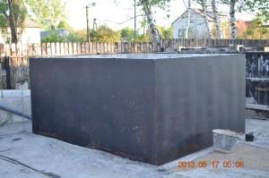 Zaizolowane zbiorniki na gnojówkę
