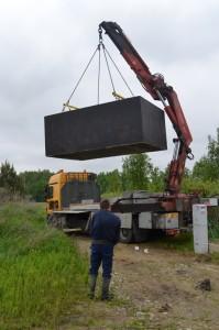 Montaż szamba betonowego Białystok