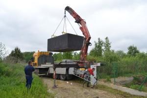 Montaż szamba betonowego Gorzów