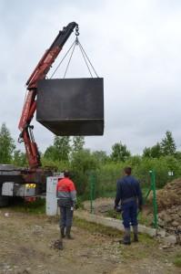 Montaż szamba betonowego Lublin