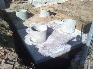 szamba betonowe w białystoku