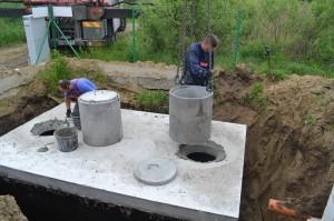 szamba betonowe toruń