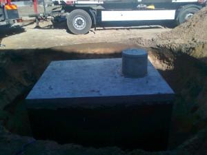 zbiorniki na gnojowicę przed zakopaniem