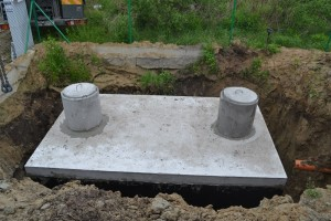 Szamba betonowe łomża