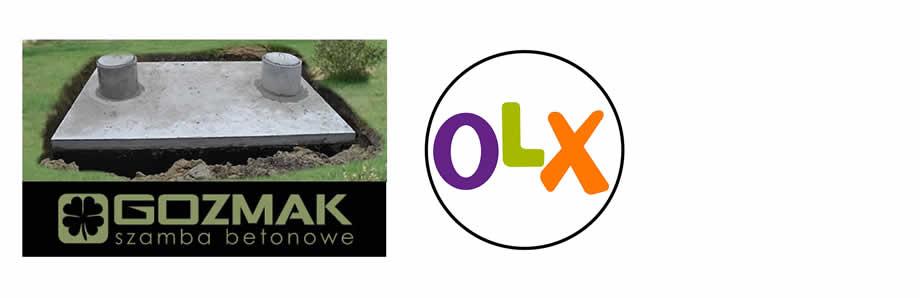 Szamba betonowe Gozmak OLX